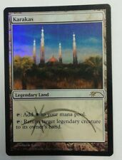 KARAKAS Magic the Gathering INGLESE ENGLISH Judge Rewards Promos MTG FOIL