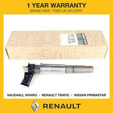 Vauxhall Vivaro Injector - 6 SPEED 2.0 DCI CDTI M9R - 0445115007 - Renault