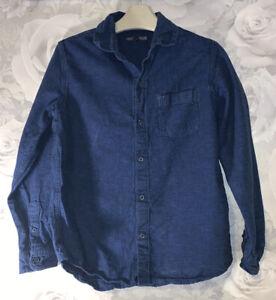 Boys Age 10 (9-10 Years) Next Long Sleeved Shirt