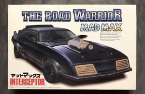 Aoshima 1/24 Mad Max 2 Interceptor Ford Falcon XB GT Model Kit