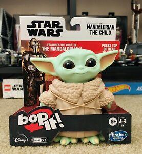 Hasbro Star Wars BOB IT! The Mandalorian Child Baby Yoda Edition