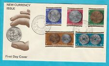 PNG FDC New Currency Issue Official First Day Cover 1975