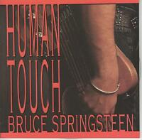 BRUCE SPRINGSTEEN - Human Touch - 1992 UK/Austrian CD album - FREE UK SHIPPING