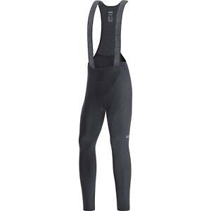 Gore Wear C3 Thermo Bib tights+ - Black - XXL