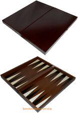 50X49 cm Skeloudi Backgammon Backgammonkoffer  Koffer Tavla aus Holz NEU