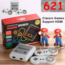 621 Games in 1 Classic Mini Game Console for NES Retro TV HDMI Gamepads Nintendo