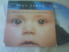 PAUL SIMON - HOW CAN YOU LIVE IN THE NORTHEAST? - 2006 PROMO CD SINGLE