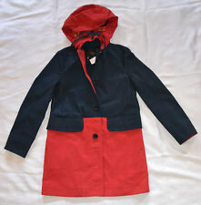 NWT Authentic COACH XS Coat w/removable hoodie kids-FREE US Shipping