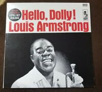 "Vintage 1964 Louis Armstrong ""Hello, Dolly"" LP - KNAPP Records (KS-3364) NM+"
