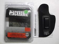 Blackhawk Suede Holster Angle Adjustable ISP Small .380 Right Handed 421805BN-R
