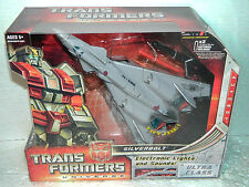 Transformers Universe SILVERBOLT Ultra Class 25th Anniversary Series MISB Aerial