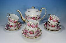 "Royal Limoges ""Rose De Paris"" Servizio da tè per 6 persone 1. scelta"