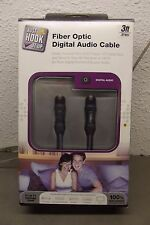 JHIU FO-3 Fiber Optic Digital Audio Cable