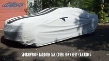 Chevy Camaro 5 Car Cover - Coverking Stormproof - Custom Made to Order - Stripes