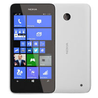 Nokia Lumia 635 RM-975 AT&T Windows Quad-Core 4G LTE Smartphone White
