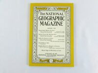 National Geographic Magazine August 1948 Volume XCIV Number 2