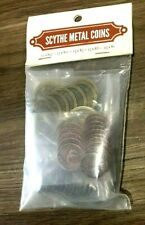 Metal Coins for Scythe™ (set of 80) by Stonemaier Games