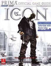 Def Jam: Icon-offiz. soluzione libro | inglese | NUOVI