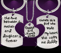 Christmas gifts for her Gift set novelty keyrings presents personalised Mum dad