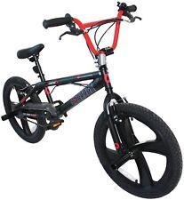 Airwalk 20 Inch Wheels 10 Inch Steel Freestyle Frame BMX Bike - Fahrenheit 600