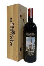DOPPIO MAGNUM Brunello Di Montalcino Docg Canalicchio di Sopra 2012 3 litri