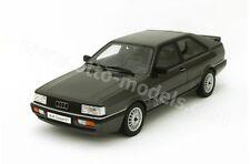 OTTO MOBILE Audi Coupe GT Grey 1:18 LE 1250 pcs OT111 *Rare Find!
