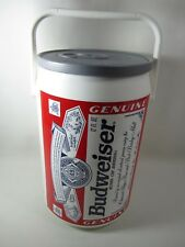 RARE Vintage Budweiser Beer Can Cooler 1997 EXCELLENT Condition