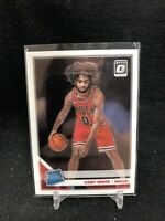 2019-20 Panini Donruss Optic Coby White RC Bulls Rated Rookie #180 Rookie AG28
