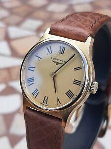 Vintage Ladies Longines Wristwatch , Manual wind.