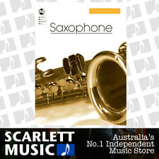 AMEB Sax Saxophone Technical Workbook Work Book 2008 Current Edition **
