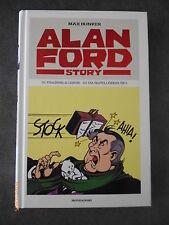 ALAN FORD STORY n° 126 (contiene i nn° 251 e 252) - MONDADORI CARTONATO - NUOVO