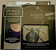 NEW Yankee Candle ~ CHARMIMG SCENTS ~ 4 Piece StarterSet {MIDSUMMER'S NIGHT}