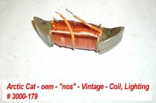 Arctic Cat NOS Snowmobile Lighting Coil #3000-179 Vintage