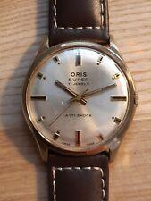 Oris Super Vintage 1960s Watch 17 Jewels 482KIF