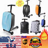 "20""/21"" Scooter Suitcase, Carry on Luggage, PC Trolley Luggage,Easy to Carry, US"