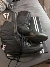 Title Speed Flex Encore Tall Boxing Shoes - Size 8 Men's