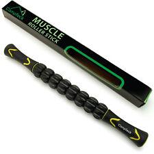 Muskel Roller Stick Massage Stab Handgerät für Krämpfe Steifen Beinen  Knoten