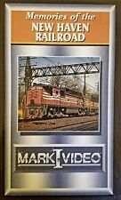 Mark I Video - Memories of the NEW HAVEN RAILROAD - DVD