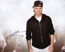 Pauly D Signed 8x10 Inch Photo DJ Pauly D Jersey Shore Cabs Are Here Delvechio