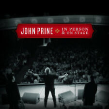 John Prine : In Person & On Stage CD (2010) ***NEW***