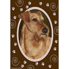 Paws House Flag - Irish Terrier 17220