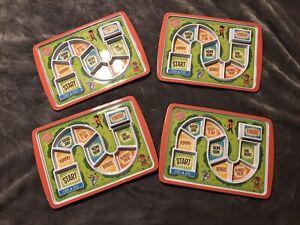 Fred Dinner Winner Melamine 4 Plates Encourages Kids to Eat Food