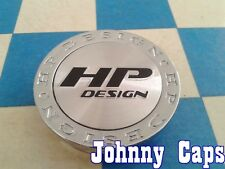 HP DESIGN Wheels [52] CHROME Center Cap # MCS60NA25  Custom Center Cap (QTY. 1)