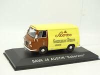 Ixo Presse 1/43 - Sava J4 Austin Soberano