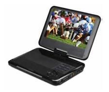"AudioBox 7 "" portable DVD player W/ Swivel Screen Remote Control W/ Dual Car & W"