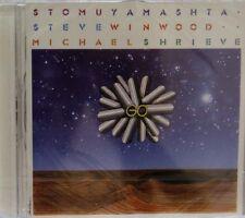 Stomu Yamashta's Go-same Japanese prog cd with Steve Winwood, Michael Schrieve