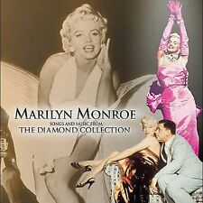 Marilyn Monroe - The Diamond Collection (CD 2001)