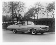 1968 Buick GS 400 Hardtop Coupe, Factory Photo (Ref. # 28741)