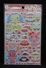 Sanrio Jewelpet Stickers - Friends Edition - V45