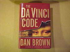DaVinci CodeThe by Dan Brown (2003, Hardcover) Fiction Novel Literature Book